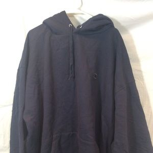 Other - Navy Champion 4XL Hoodie